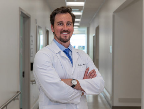 Vero native returns to join the medical team at Scully-Welsh Cancer Center