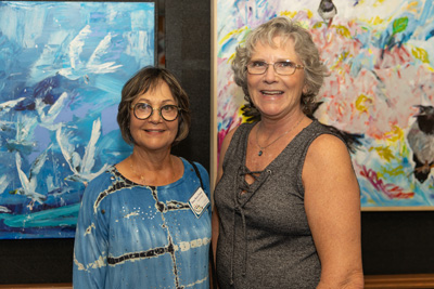 Aerie of excitement at 'Bird and Nature Art Show'