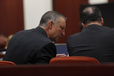 JONES TRIAL: State continues case with forensics, video