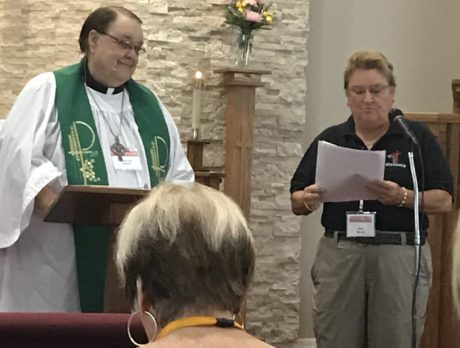 Interim minister installed at Christ the King Lutheran Church