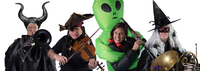 Symphony's in the spirit with 'Chills & Thrills' concert