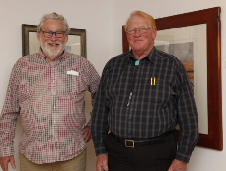 Sexton and Kemp: Kindred creative spirits on exhibit