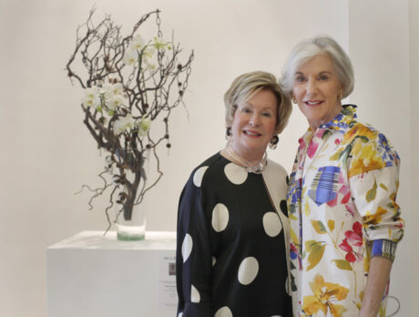 Museum's 'Art in Bloom' lunch: All for one, one floral!