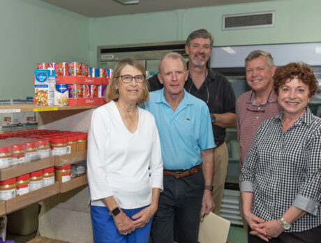 Crisis magnifies Food Pantry's all-important mission