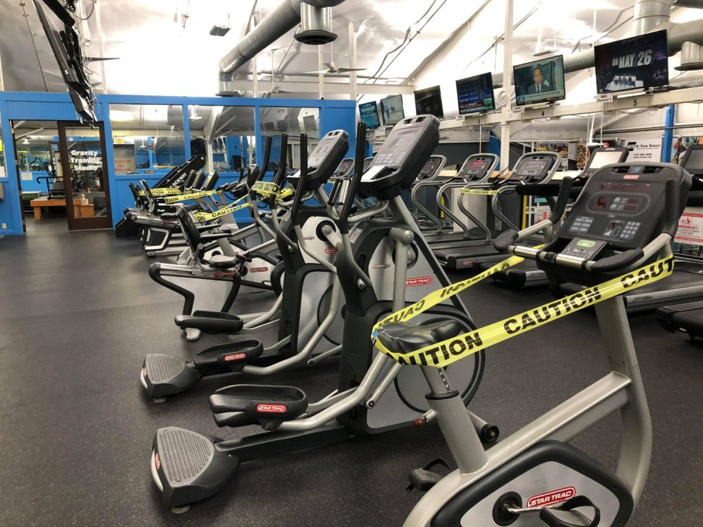 Gyms Reopen Under Protective Measures Monday All News Featured News Secondary News Coronavirus Gyms Reopen Indian River County Vero Fitness Vero News Vero News