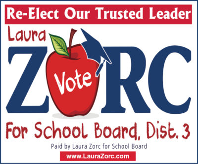 Candidate Zorc Laura 400