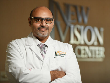 Glaucoma specialist joins New Vision eyecare team