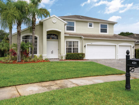 Spacious Citrus Springs home ideal for a growing family
