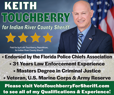 Candidate Keith 400