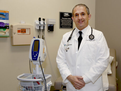 Doctor has the lowdown on treating high blood pressure