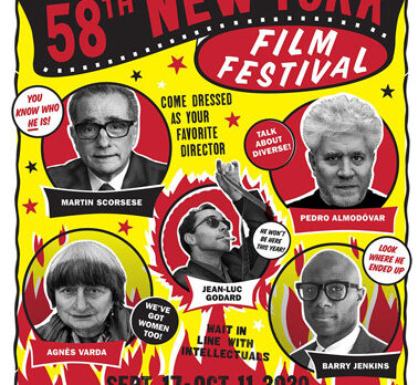 Coming Up: Get into a 'New York Film Fest' state of mind