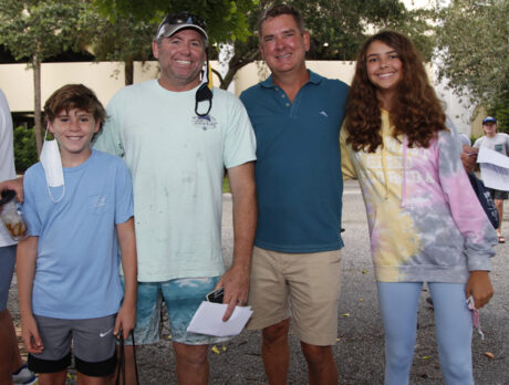 'Lines in Lagoon' lures record number of eager anglers