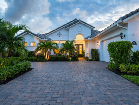 Upgraded Lake Sapphire home comes with saltwater pool