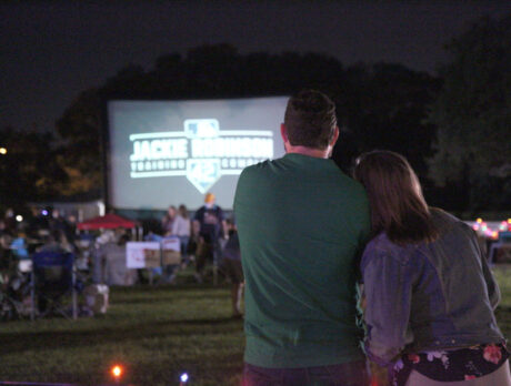 'Outdoor Movie Nights' proves a big (screen) hit for St. Helen's