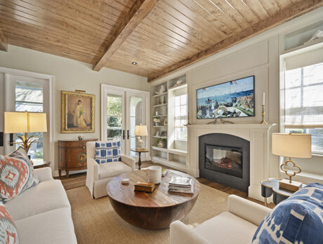 Central Beach location enhances appeal of luxurious townhome