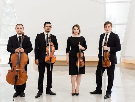 Coming Up! Savor the string music magic of 'Con Brio'