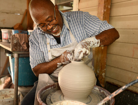 Throwback: Potter extraordinaire's talents rooted in history