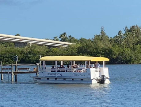 Coming Up! Have a wild(life) time on ELC's Pontoon Cruise