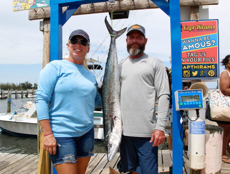 A lot on line for anglers, Exchange Club at benefit tourney