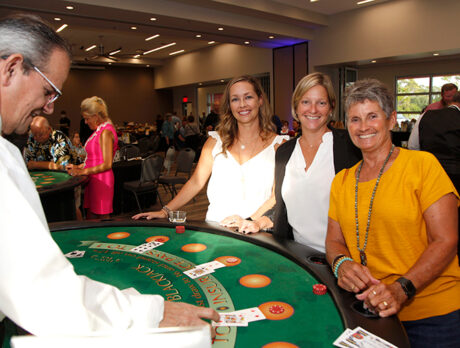 4-H supporters all in at festive 'Casino Night' fundraiser