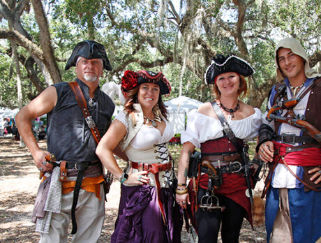 Coming Up! Ahoy there! It's Vero's Pirate & Caribbean fest