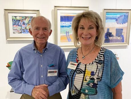 Art lovers quickly sold on First Friday Gallery Stroll